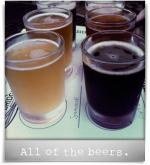 Boylan Bridge Brewpub: All of the beers.