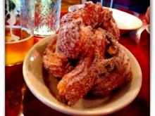 Taken at Beasley's Chicken & Honey.  Comment: Churros!!!!