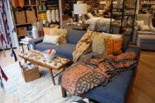 National home furnishings retailer West Elm is holding a grand opening for its latest location, at Southpoint Mall in Durham, on Thursday.