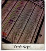 High Park Bar & Grill: Draft Night!