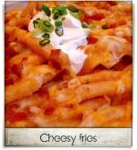 Nantucket Grille: Cheesy fries