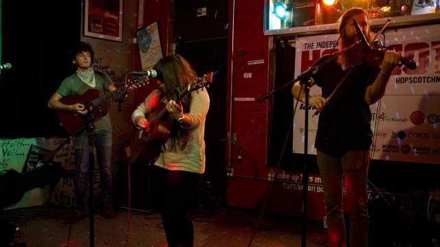 Hopscotch Music Fest thursday
