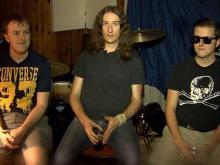 Iain Watt, Eric Wallen and Dustin Creider make up the Triangle-area band, Minor Stars.