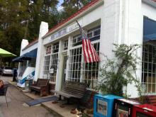 A look at Merritts Store and Grill in Chapel Hill. (Image by Chris Reid)