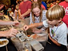BugFest, the NC Museum of Natural Science's biggest one-day event of the year and only event of its kind in the nation, was held Saturday in Raleigh.