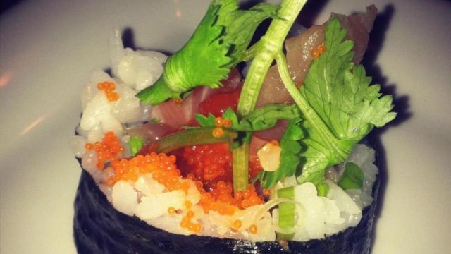 Sushi from Mizu