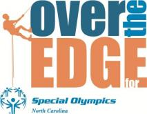 Over the Edge for Special Olympics North Carolina
