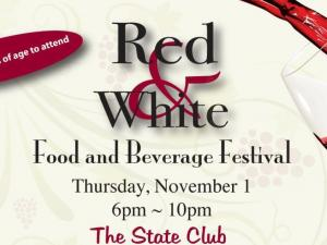 Red and White Food and Beverage Festival