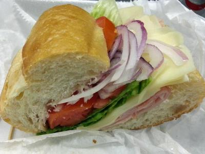 Nov. 3 is National Sandwich Day.