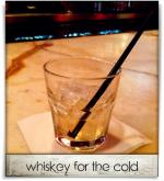 The Oxford: whiskey for the cold