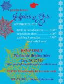 Peachy Keen Holiday Gala