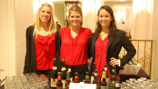 2012 Red and White Food and Beverage Festival at The State Club