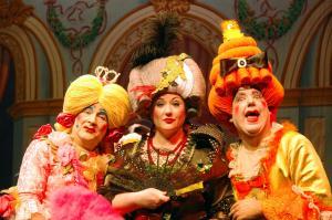Cinderella Raleigh Little Theatre