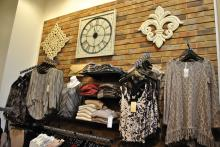 Apricot Lane opens in North Hills today. The trendy boutique is located between McAllister's and Fink's Jewelers. Store hours are 10 a.m to 7:00 p.m. and if you go check out the shop this weekend everything is 20 percent off!