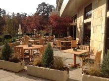 Herons is the signature restaurant of The Umstead Hotel and Spa, open for breakfast, lunch, dinner and weekend brunch.