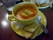 Tomato Soup at Relish