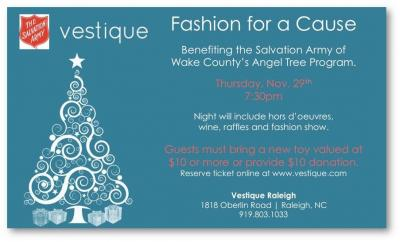 Vestique Fashion for a Cause