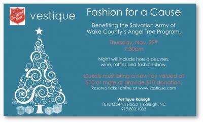 Vestique Fashion for a Cause