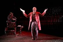 "The theater adaptation of C.S. Lewis' ""The Screwtape Letters"" is coming to the Durham Performing Arts Center for two performances this Saturday."