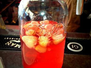 Strawberry Moonshine from The Pit