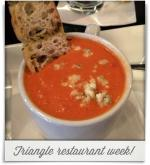 The Oxford: Triangle restaurant week!