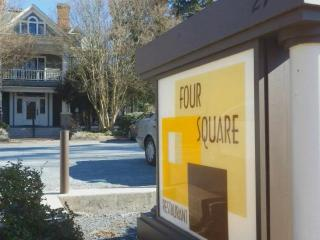Four Square restaurant in Chapel Hill