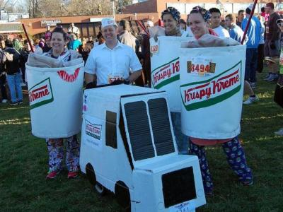 Krispy Kreme Challenge 2013