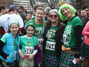 St Patty's Day Kilt Run