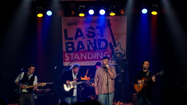 Last Band Standing competition at the Lincoln Theater in Raleigh