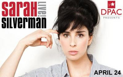 Sarah Silverman (Image from the DPAC)
