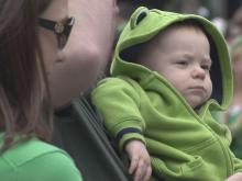 St. Patrick&#039;s Day parade in Raleigh