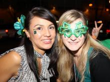 St. Patty's Day downtown Raleigh bar crawl