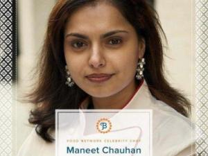 Bida Manda will team up with Food Network celebrity chef Maneet Chauhan for a special dinner on Sunday, April 21.