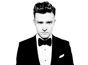 Justin Timberlake (Image from Ticketmaster)