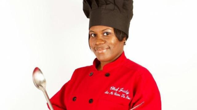 Chef Judy McLean of Let Me Cater To You