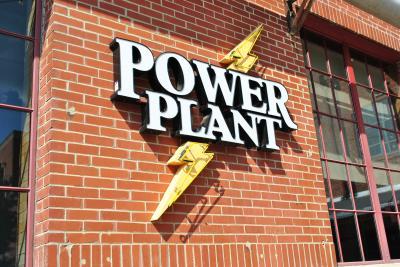 American Tobacco Campus Power Plant Building