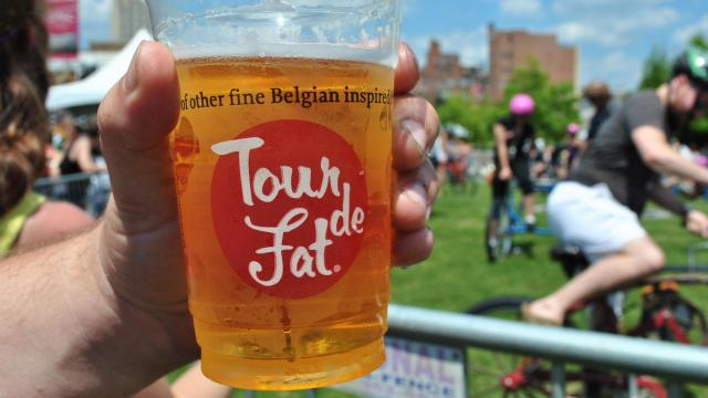 Tour de Fat 2013 combines beer and bikes with a fun, carnival-esque atmosphere.