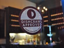 Taberna Tapas is Dishcrawl Approved.