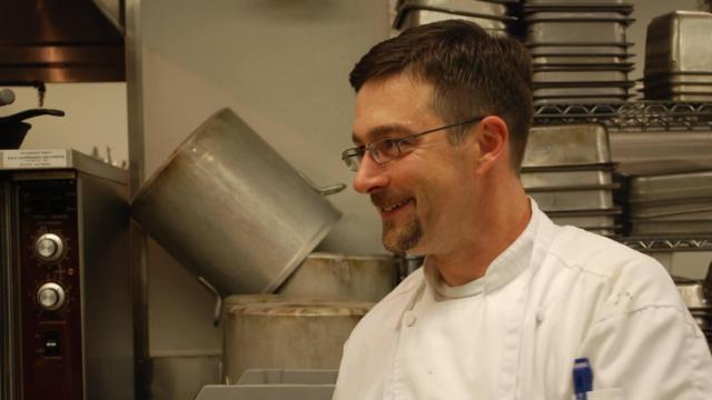 Washington Duke Inn Chef Jason Cunningham (Image from Competition Dining)