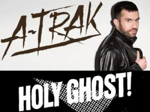 A-Trak and Holy Ghost! will replace Big Boi as headliners on Hopscotch's main stage on Friday, Sept. 6, 2013. (Image from Hopscotch)