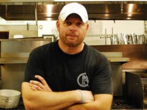 Chef Scott James of Midtown Grille (Image from Competition Dining)