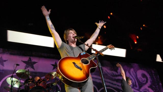 The Goo Goo Dolls played Time Warner Cable Music Pavilion at Walnut Creek in Raleigh on Aug. 7, 2013.