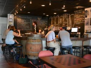 Out & About took a tour of Mystery Brewing Company in Hillsborough before sampling beer at their public house.