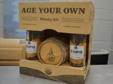 TOPO produces local, organic spirits at its distillery in Chapel Hill.
