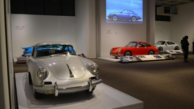A look at the Porsche by Design: Seducing Speed exhibit at the North Carolina Museum of Art.