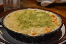 The mac and cheese at Jose and Sons.
