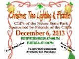 6th Annual Christmas Tree Lighting and Flotilla