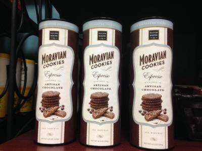 Salem Baking Company's Moravian Cookies come in all flavors.