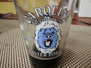 Carolina Brewing Company Winter Porter