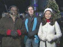 WRAL reporters make special NYE announcements
